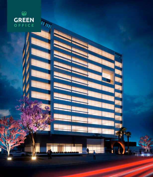 Prédio Comercial - Green Office