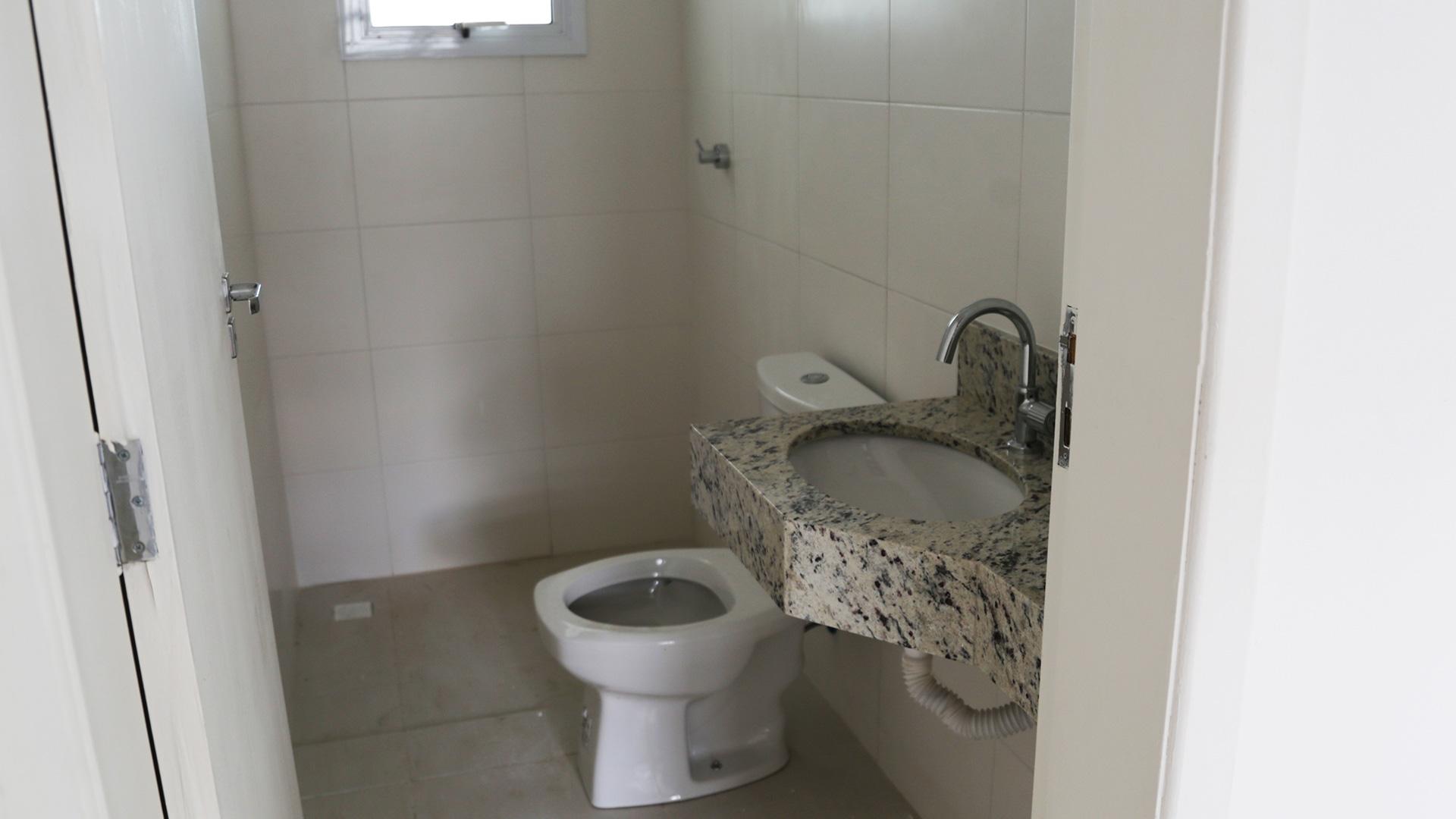 Banheiro - térreo