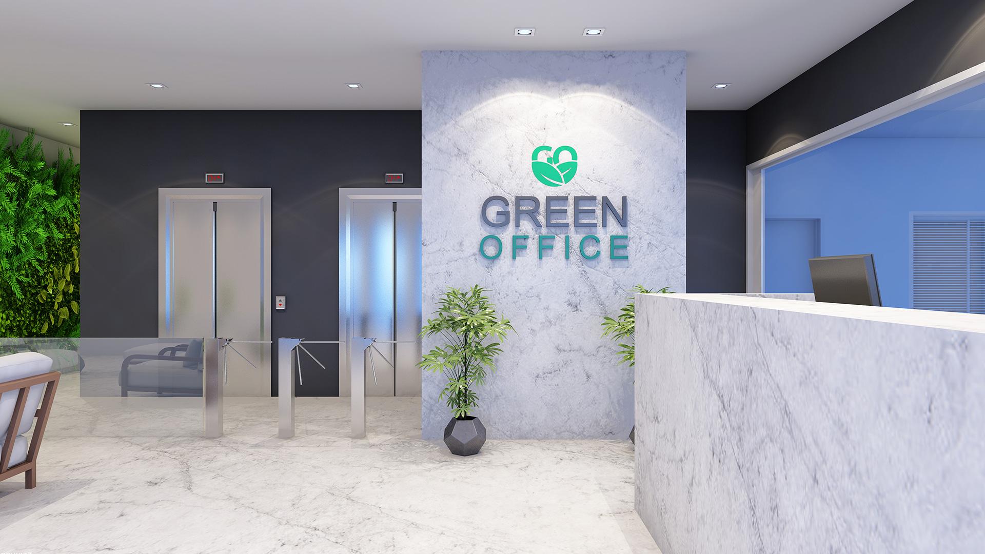 Perspectiva interna Green Office
