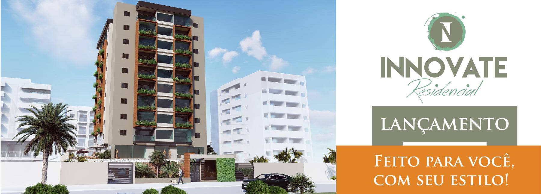 Banner innovate residencial